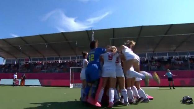 Bronze europeu per a la selecció espanyola, amb tres jugadores del Júnior