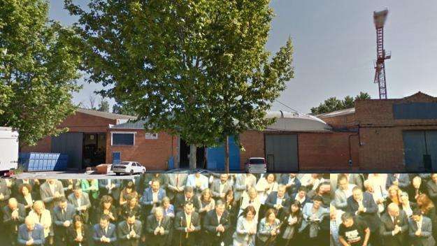 El foc ha tingut lloc a l'empresa Calitec / Foto: Google Street View