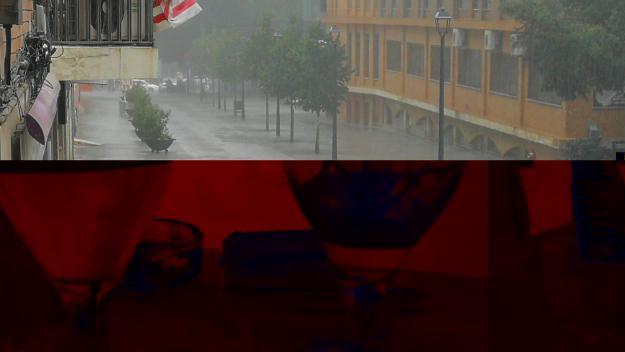 Avís de pluja i vent per aquest dilluns i dimarts a Sant Cugat