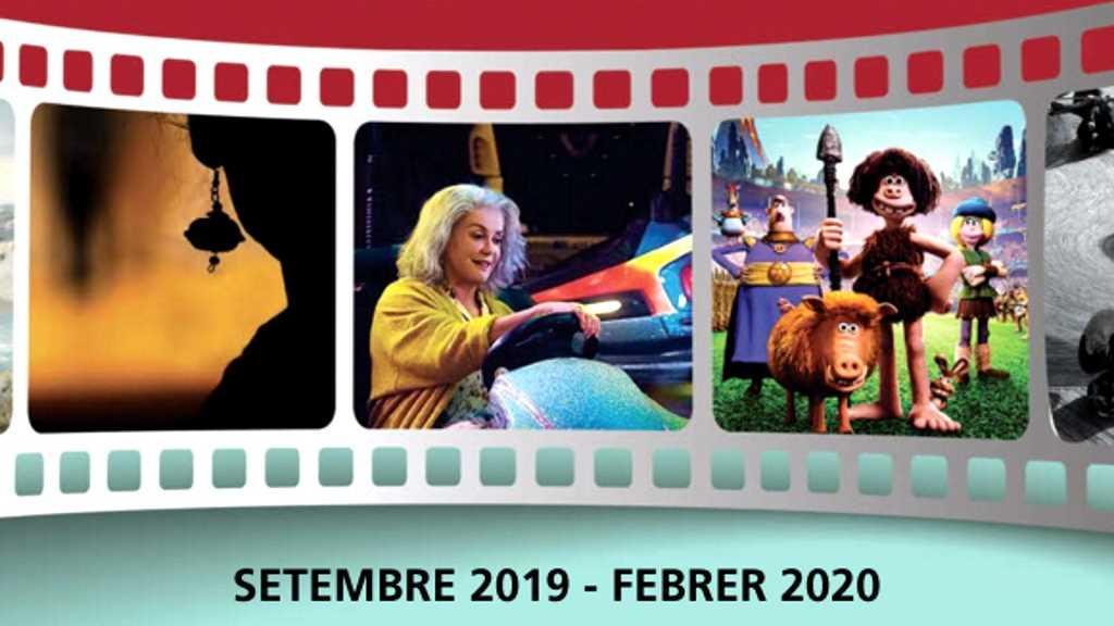 Cicles Cinema Sant Cugat, de setembre 2019 a febrer 2020