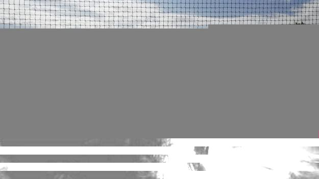 La coberta de la pista de Coll Favà no estarà enllestida aquesta temporada / Font: Cugat Mèdia