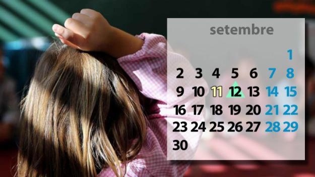 Coneix el calendari escolar 2019-20: vacances, festius i totes les dates clau