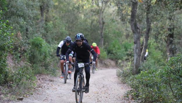 La 12a edició de la Transcollserola de BTT arriba el 17 de novembre / Font: Unió Ciclista Sant Cugat