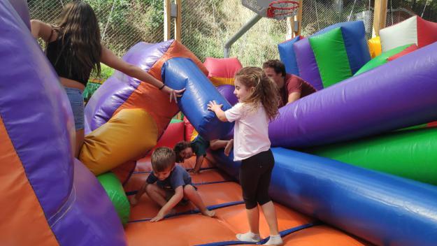 Les Planes viu un primer dia de Festa Major marcat per activitats per a tota la família