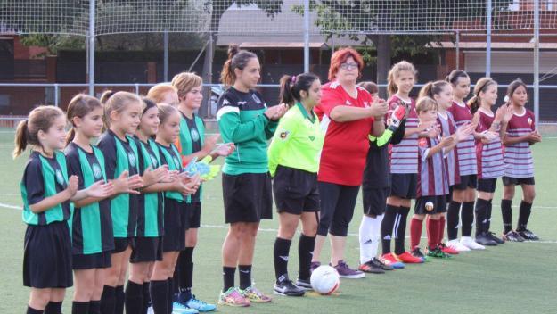 Imatge del torneig del CFU Mira-sol Baco / Font: Àngel Codina