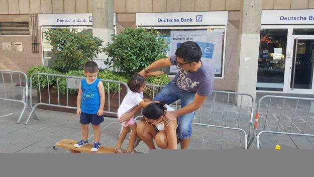 Setmana Europea de l'Esport: Jocs cooperatius per a tota la família