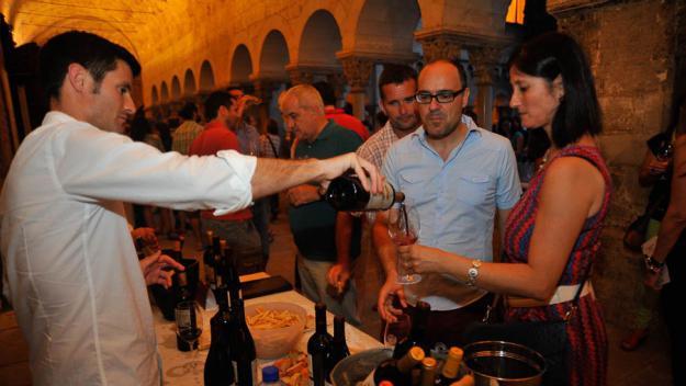 Els tasts de vins s'oferiran en sessions explicatives d'òpera / Foto: Arxiu Localpres