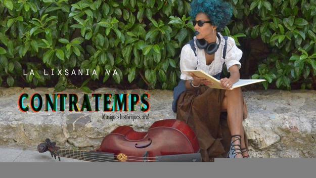1es Jornades de música antiga Contratemps: Concert: 'A day in six strings'