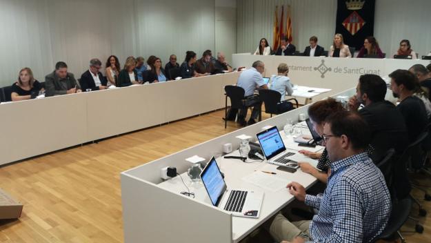 El posicionament dels grups municipals sobre la sentència del procés independentista
