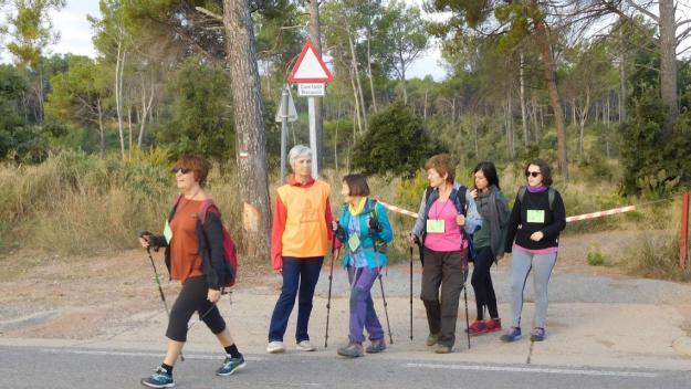 9a Marxa del Corredor Verd del Vallès (Marxa nòrdica i caminada)