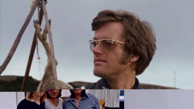 Peter Fonda, a 'Easy Rider'