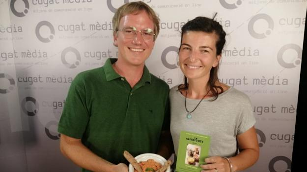 Alles Gute, un nou catering vegà a Sant Cugat / Foto: Cugat Mèdia