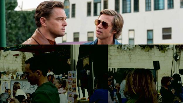 Frame del trailer de la pel·lícula de Tarantino / Font:Esquire