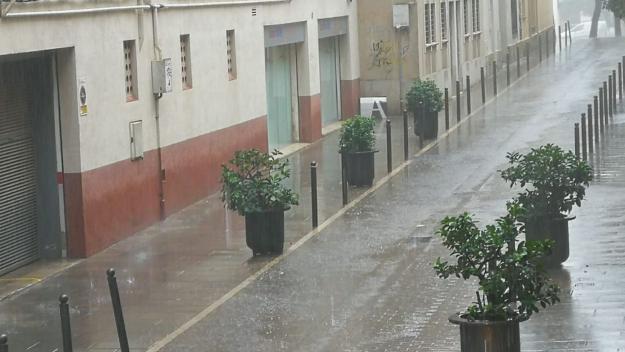 Sant Cugat, a punt per afrontar possibles pluges intenses aquest cap de setmana