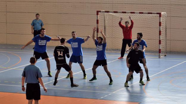 Imatge de la darrera edició del torneig de l'Handbol Valldoreix / Font: Handbol Valldoreix