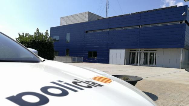 Comissaria dels Mossos d'Esquadra a Sant Cugat / Foto: Lluís Llebot