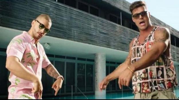 Ricky Martin i Maluma, al videoclip de 'Venta pa'ca'