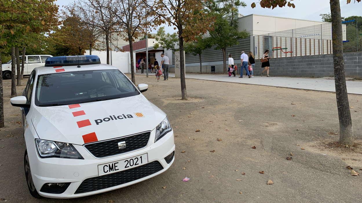 Els cossos de seguretat han desmentit els fets / Foto: Lluís Llebot