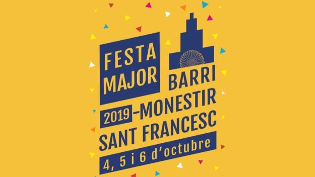Festa Major Monestir-Sant Francesc 2019