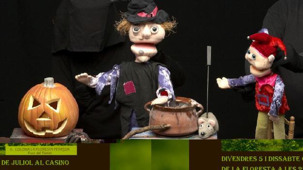 Titelles: 'La bruixa dels castanyers'