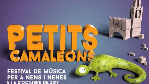 8a edició dels Petits Camaleons, festival de música per a nens i nenes