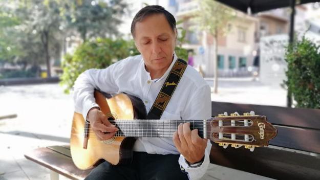 Joan Artigas presenta el seu disc 'Silencis en veu alta' / Foto: Cugat Mèdia
