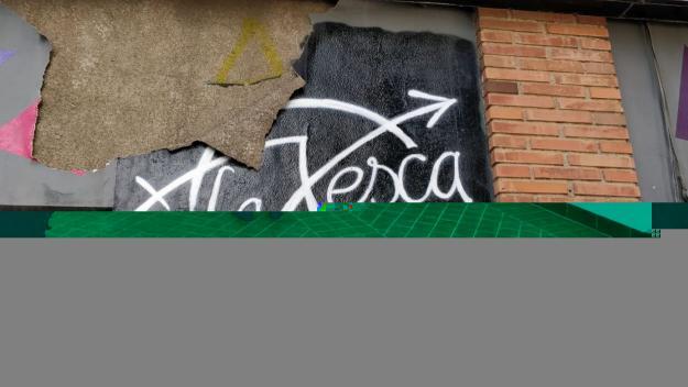 La Xesca es va ocupar tres anys enrere / Foto: Cugat Mèdia