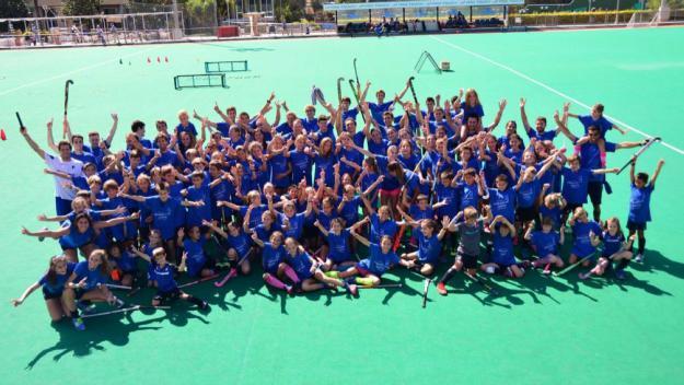La secció d'hoquei herba del Junior es presenta aquest divendres / Font: Junior FC