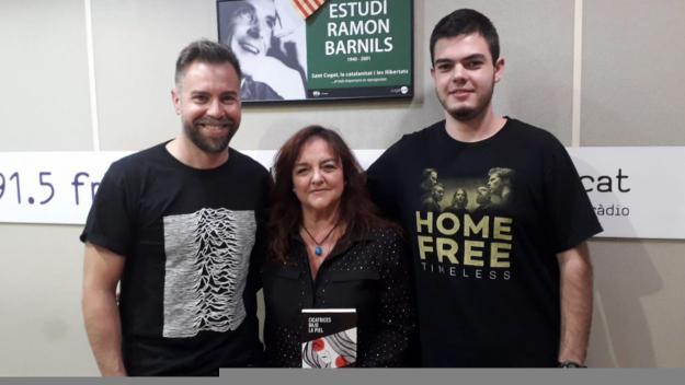 Joan Roure, autor de 'Cicatrices bajo la piel', passa pel 'Lletres i música'