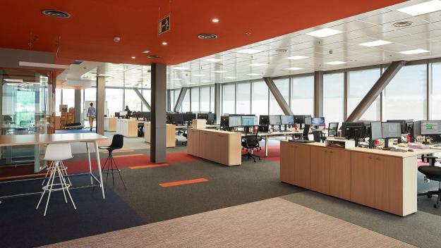 El nou edifici de Moventia / Foto: Moventia