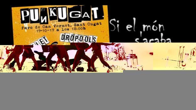 El primer festival punk de Sant Cugat arriba finalment aquest dissabte