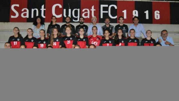Imatge de la plantilla / Font: Sant Cugat FC