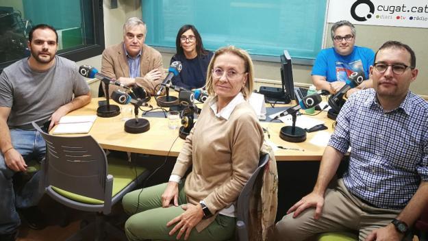 Els partits polítics es pronuncien sobre el desallotjament de La Xesca