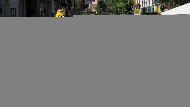Imatge de la 6a Cercavila d'Escoles / Foto: Localpres