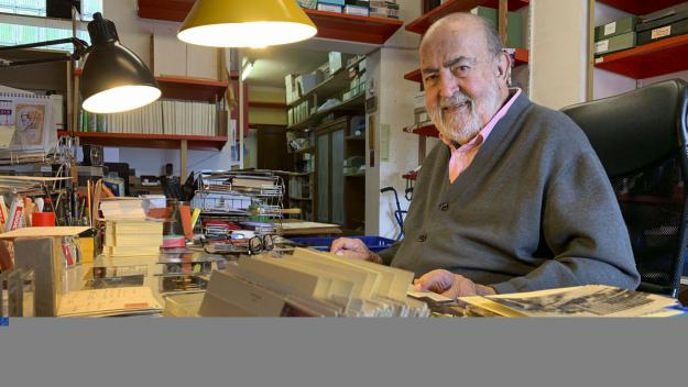 Arxiu Gavín, cinc milions de documents i tota una vida