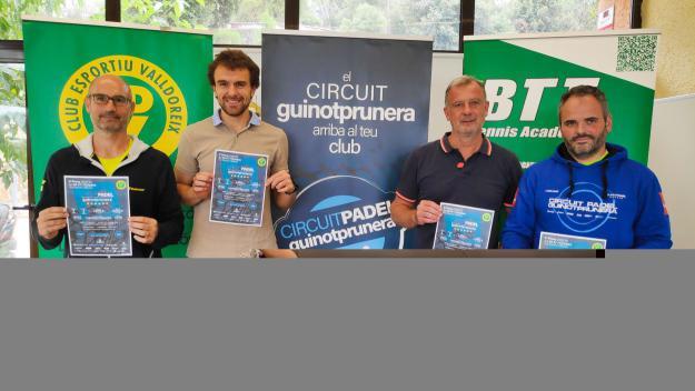 La presentació ha tingut lloc al Club Esportiu Valldoreix / Foto: Cugat Mèdia