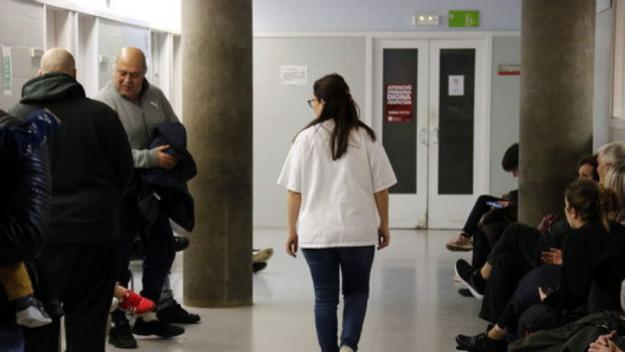 L'Hospital General forma el personal d'urgències per atendre situacions d'ictus ràpidament