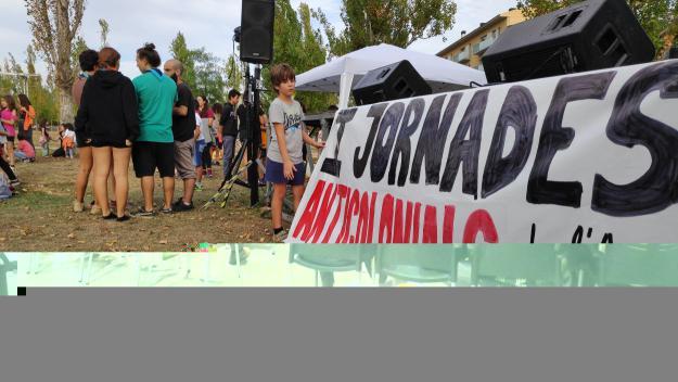 L'Aplec Jove celebra les primeres jornades anticolonials amb motiu del Dia de la Hispanitat