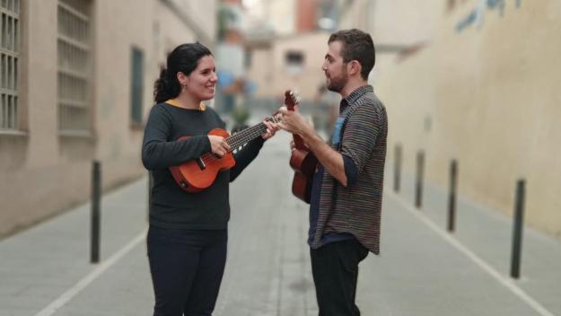 Leticia Martín i Eduard Balaguer / Foto: Cugat Mèdia