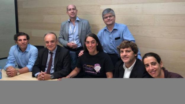 L'Asociación Anita es compromet a donar un milió d'euros a l'Hospital Sant Joan de Déu