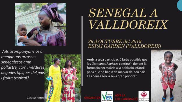 Jornada solidària: 'Senegal a Valldoreix'
