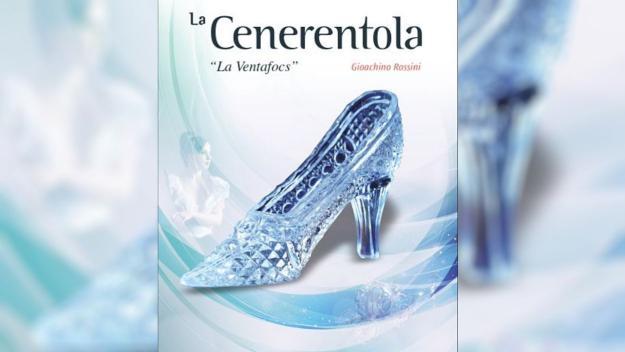 'La Cenerentola', l'última òpera còmica de Rossini, arriba aquest dijous al Teatre-Auditori
