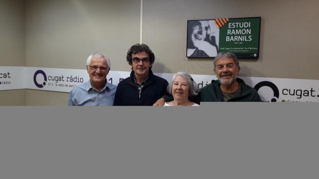La dissenyadora Visa Gambús Forrellat visita el 'Converses consentides'