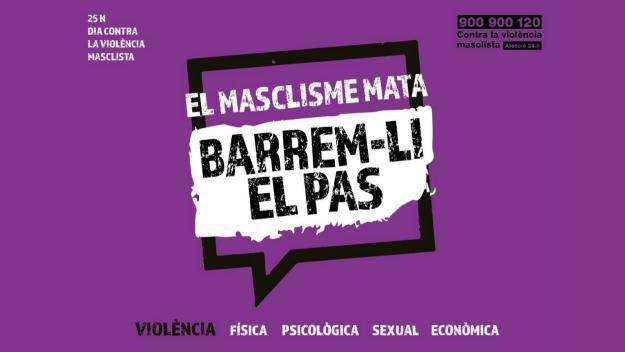 'Trencant el silenci de les violències masclistes'