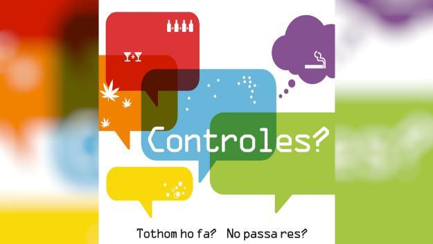 Exposició sobre els riscos de les drogues 'Controles?'
