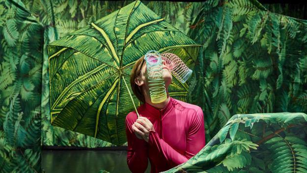 L'espectacle infantil 'Jungla' permet als més menuts descobrir un ecosistema molt divers