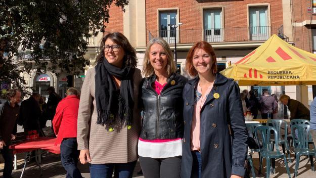 Carolina Telechea (ERC): 'Aquestes eleccions van de repressió o de democràcia'
