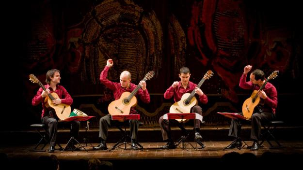 Concert: In Crescendo, quartet de guitarres