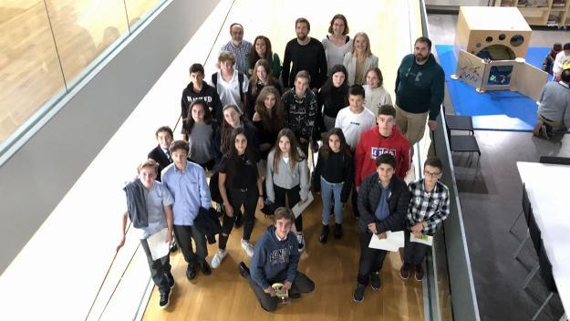 El Consell de Joves 13/16 arrenca el curs enfocat en l'emergència climàtica i en alternatives d'oci