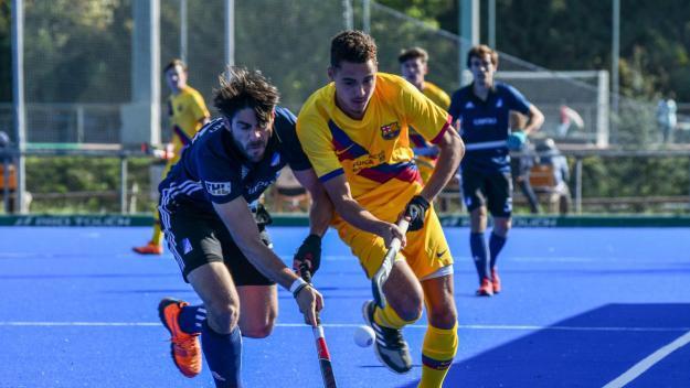 El Junior vol guanyar davant el CD Terrassa després d'empatar amb el Barça / Font: Marc Romero